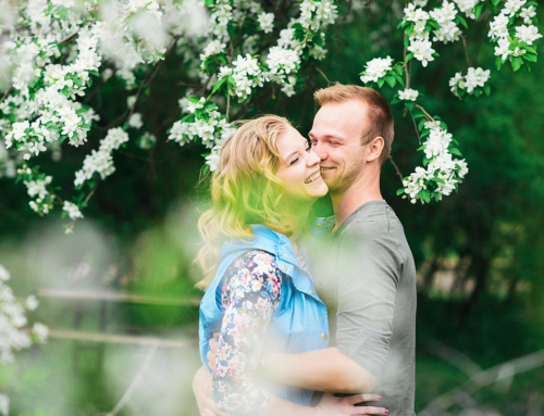 Engagement Photographer at Trappist Monastery | Dana and Luke | Prairie and Pine