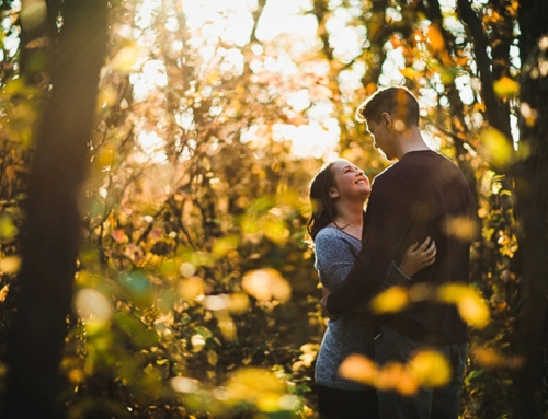 Alison & Scott | Engaged- Beaudry Provincial Park
