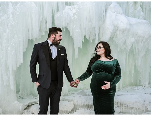 Janelle and Nyco   Maternity
