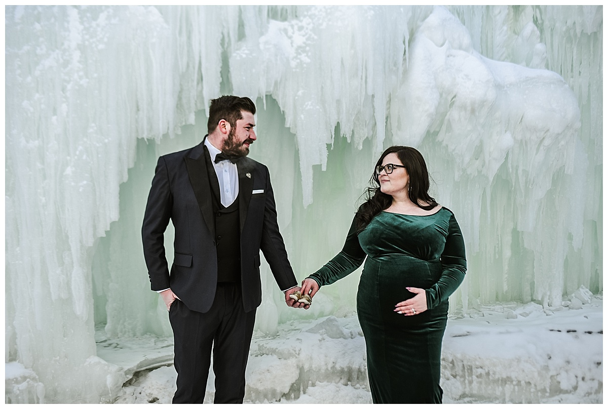 Janelle and Nyco | Maternity