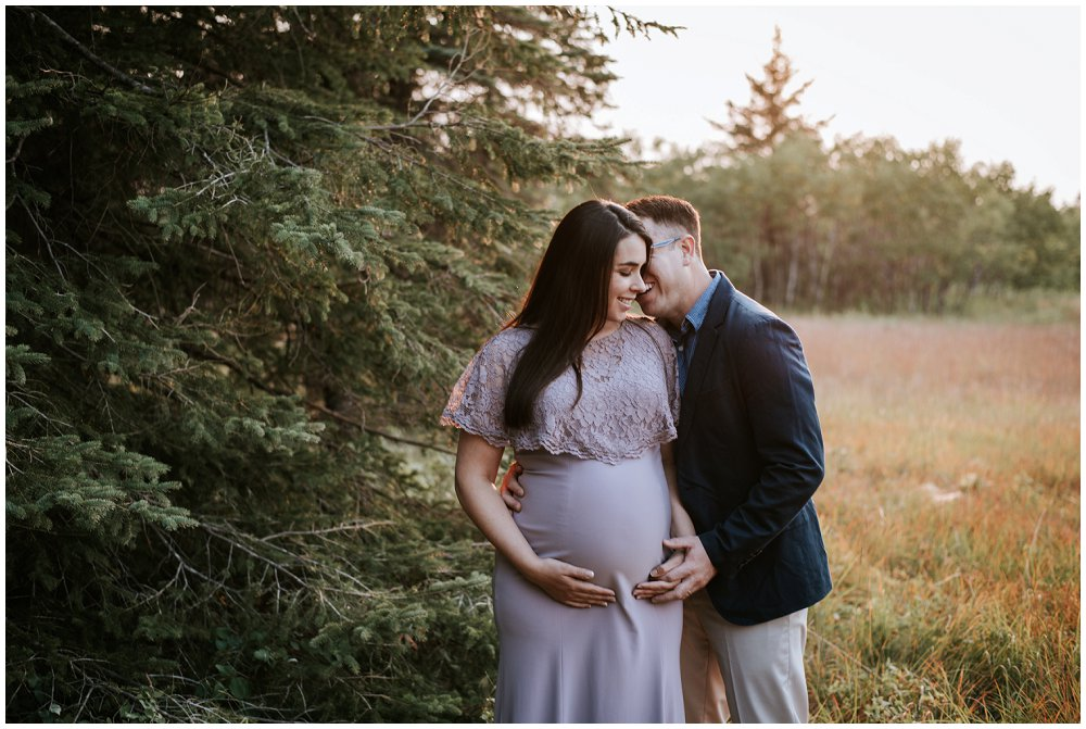 Cynthia & David | Maternity