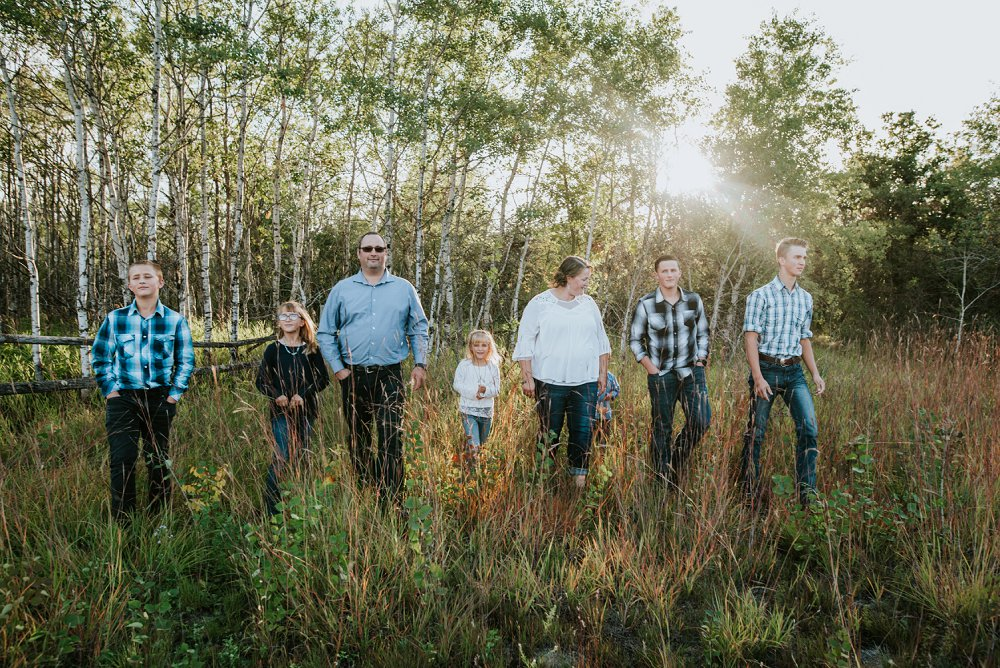Meinen Family | Birds Hill Park
